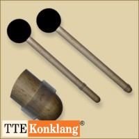Mallet handle position ring