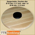 "Singing bowl ""Kon*cert - Base"" - Round"